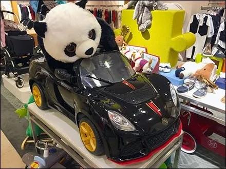 Panda Drices Lotus 2