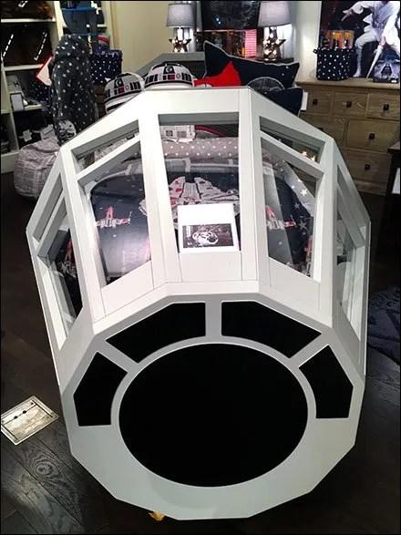 Star Wars Millennium Falcon On Sale Bed Footboard