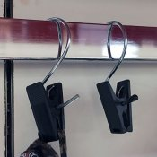 Style & Co Clothes Clipped S-Hooks