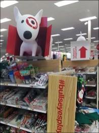 Bullseye's Playground at Target #Hashtag