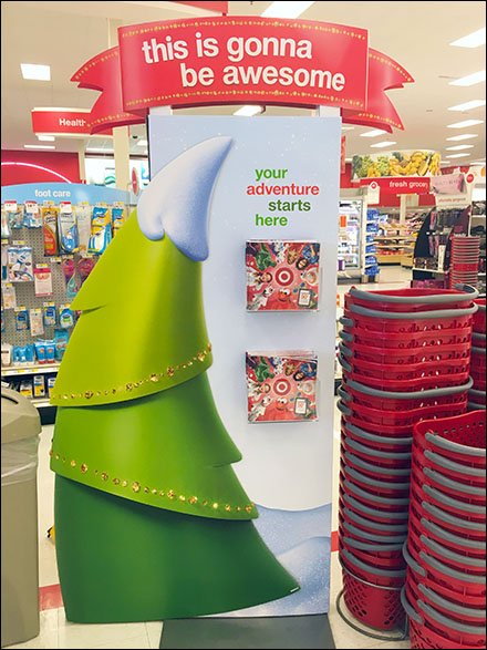 Target In-Store Christmas Catalog