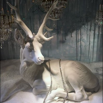 Tiffany Christmas Stag 3