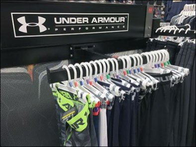Under Armour Mens T-Hook Faceout 1