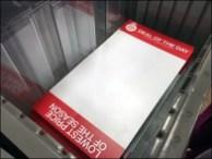 Visual Merchandising Sign Cart 3