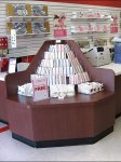 Accel Group Retail Candy Counter Aux
