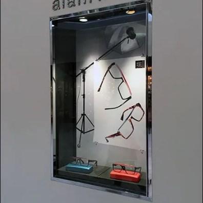 Alain Mikli Minimalist Museum Case