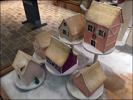 Anthropologie Best of Christmas Villages