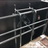 Grid-Mounted Shelves