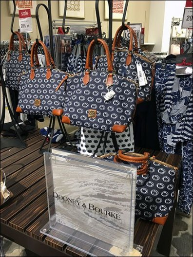 Dooney & Bourke Does Penn State 2