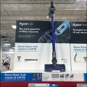 Dyson Point-of-Purchase Display Kickstand