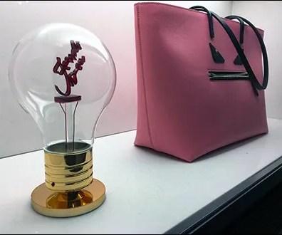 Fendi Purse-Paired Idea Lightbulb