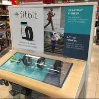 FitBit Floor Graphic