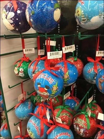 Green Christmas Ornament Multihook 3