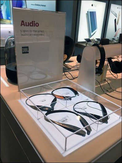 Headphone Flat Museum Case