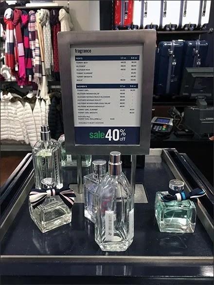 Tommy Hilfiger Fragrances at Deep Discount