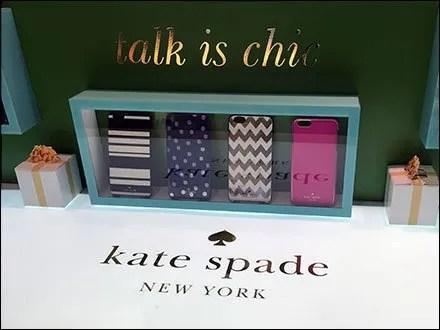 Kate Spade Talk is Chic Main