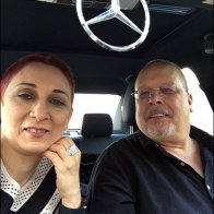 Margarit & Tony in Mercedes Main