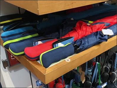 Nautica Umbrella Shelf Angle