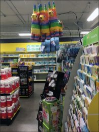 Piñata Up-And-Over Pegboard Hook