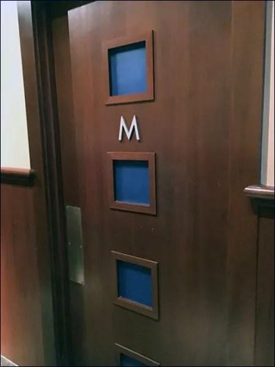 Restroom Door Codes 1