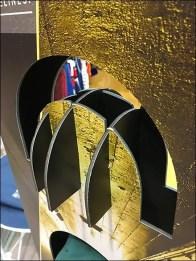 Baseball Cap Headform Core Assembles 3