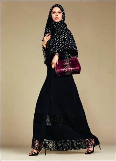 Dolce & Gabbana Hijab 3