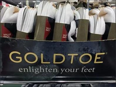 Goldtoe Zen of Socks: Enlighten Your Feet
