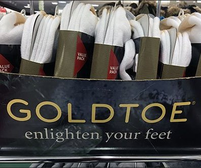 Goldtoe Zen of Socks: Enlighten Your Feet
