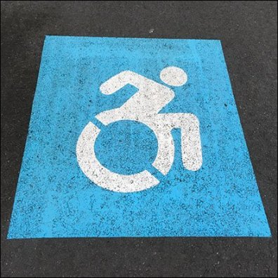 Handicapped Parking Dynamic Icon Aux