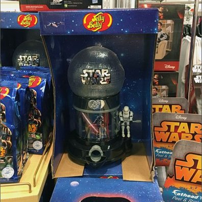 Jelly Belly Star Wars Death Star 1a
