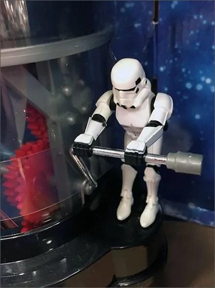 Jelly Belly Star Wars Death Star Stormtrooper
