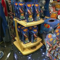 Jelly Belly Star Wars Wood Display 1