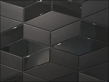 Karen Millen Branding in Matte vs Gloss Obsidian