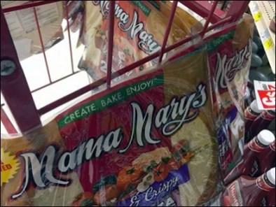 Mama Marys Semi-Castered Flatbread Rack 3