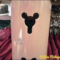 Mickey Mouse Pole Mounting
