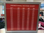 Multi Discount Price Chart Front