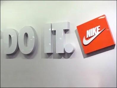 Nike Just Do It Store Branding 3