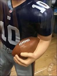 NY Giants Museum Case 2