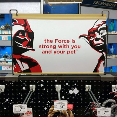 Give Your Wookie a Star Wars Petco Cookie