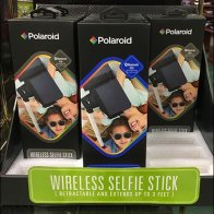 Bluetooth Selfie Stick Point-of-Purchase 1a