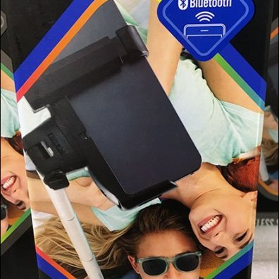 Bluetooth Selfie Stick Point-of-Purchase 3