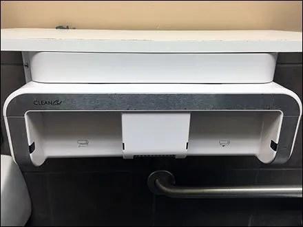 Clean Cut Towel Displenser Instructions 1