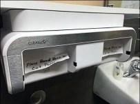 Clean-Cut Dispenser Remedial Instructions