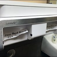 Clean-Cut Dispenser Remedial Instructions