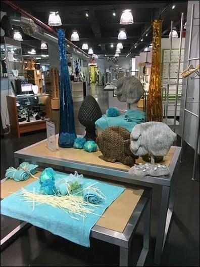 M Fried Showroom Decorator Items 1