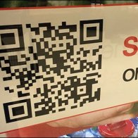 In-Store QR Code Finds Jobs
