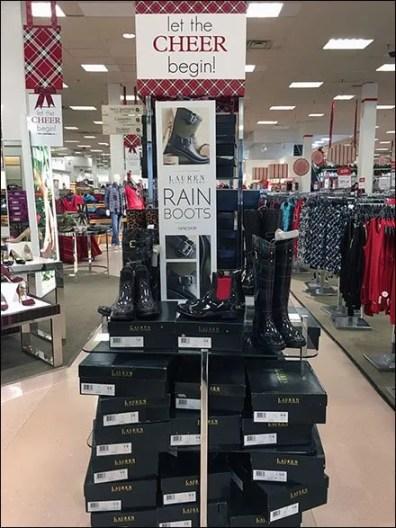 Ralph Lauren Rain Boots 1