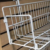 Slatwall Shelf and Basket Standoffs 3
