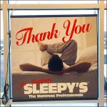 Sleepys Daytime Thank You Aux