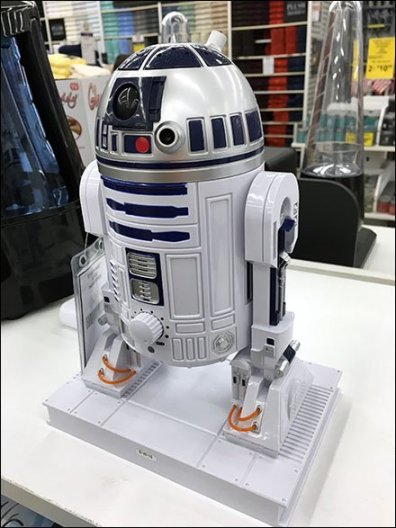 Star Wards R2D2 Humidifier 3